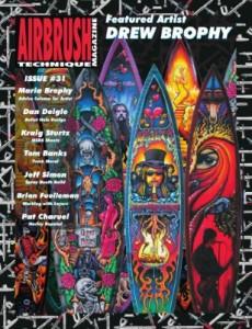 Airbrush Techniques Magazine