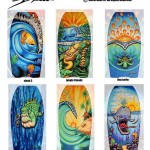 Wham O Boogie Boards by Drew Brophy