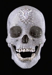 Photo: Damien Hirsts' LOVE OF GOD