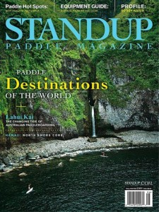 Stand Up Paddle Mag Fall Winter Cover SMALL