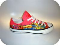 Drew Brophy Converse Chuck Taylor Girls Shoe for Journeys RS