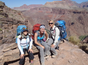 Last year's goal:  Hike the Grand Canyon Rim to Rim!