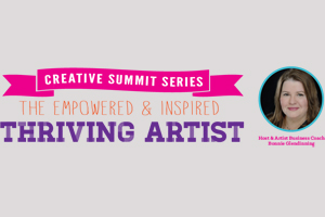 Where the Money is Hiding and the Thriving Artist Summit