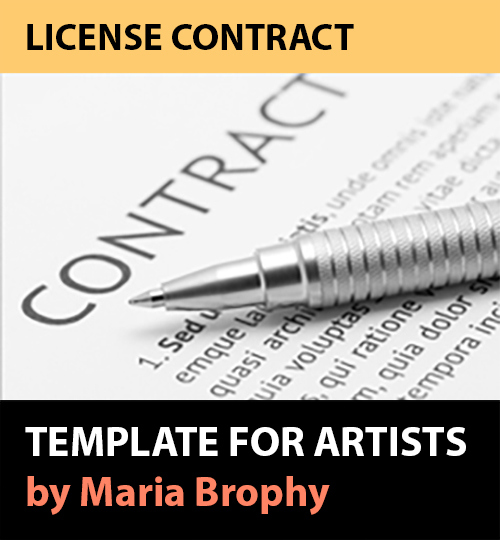 Artist Resources Maria Brophy